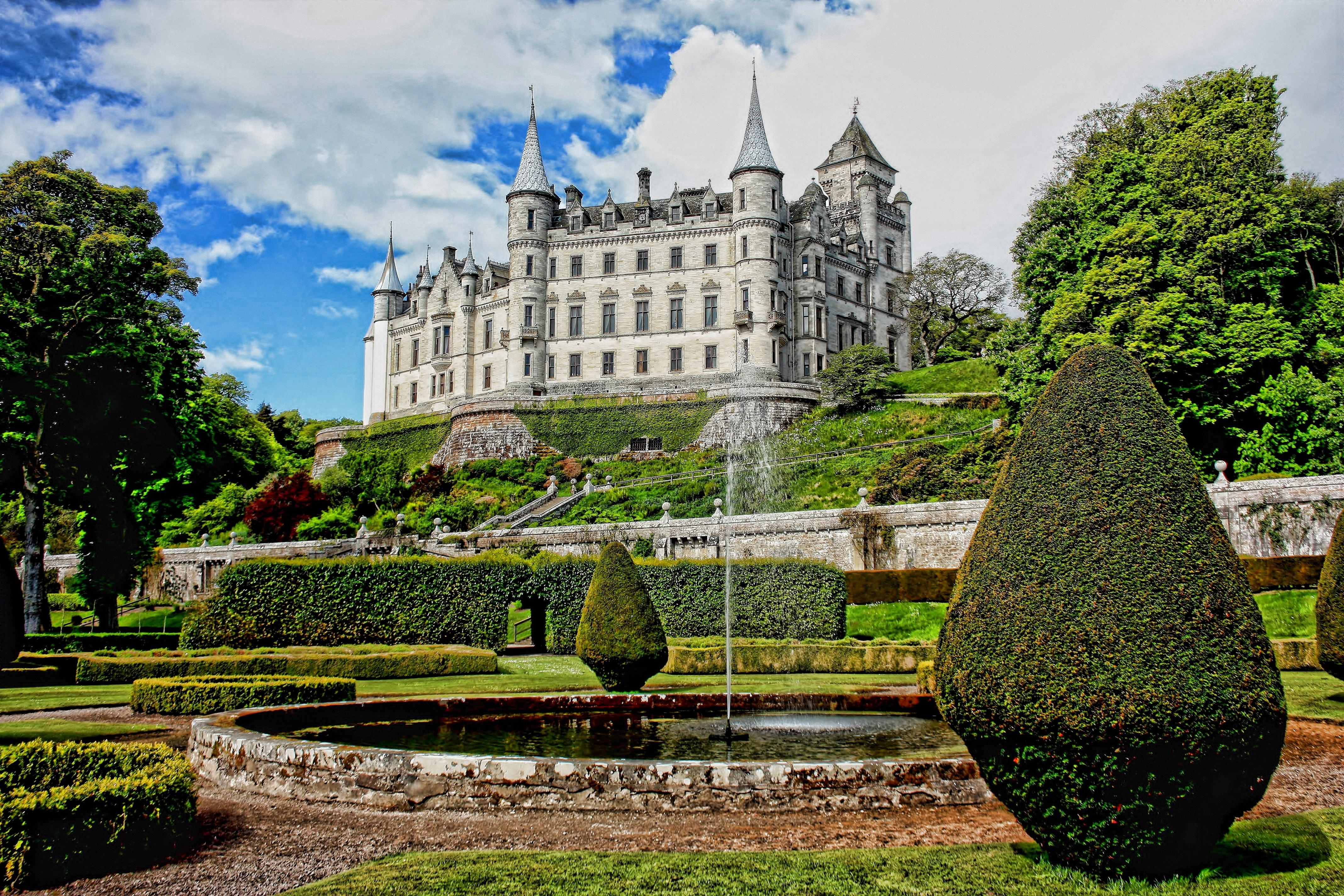 Magische Orte für eine Mittelalterhochzeit