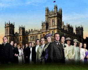 Einmal leben wie auf Downton Abbey