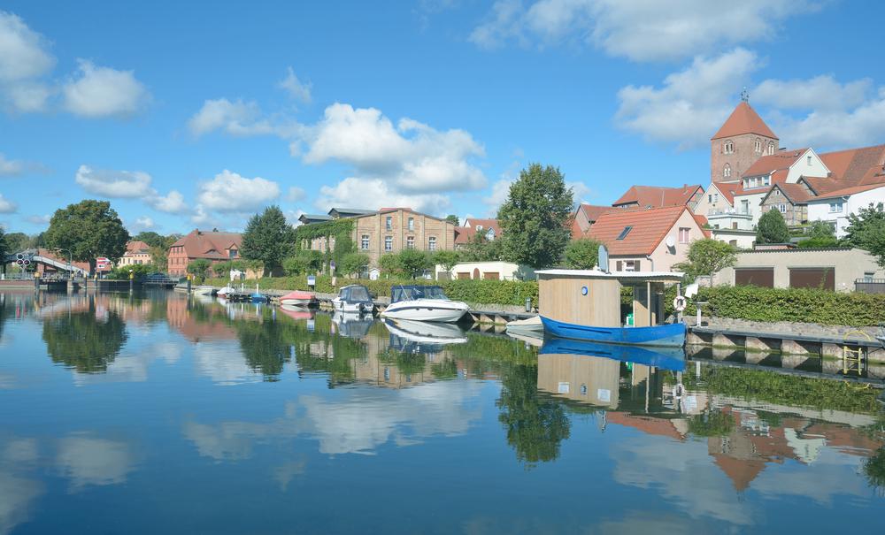 Oldtimerfahrt Mecklenburgische Seenplatte