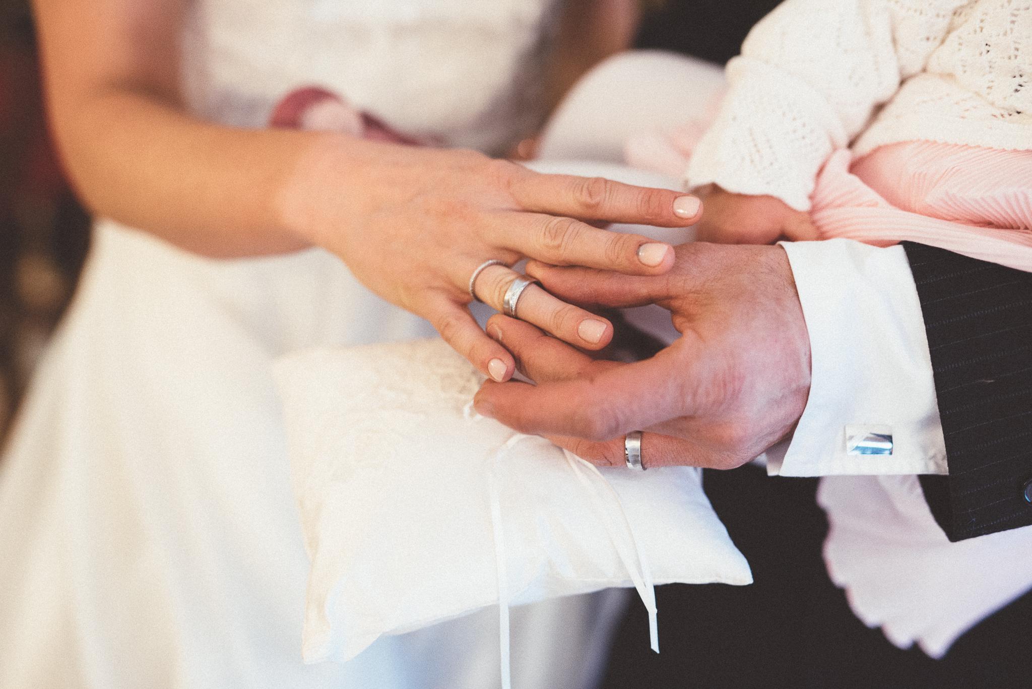 Hochzeit und Honeymoon