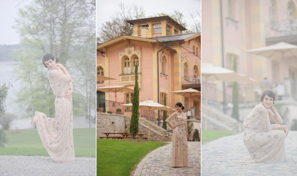 Hochzeit im Stil der 20er-Jahre